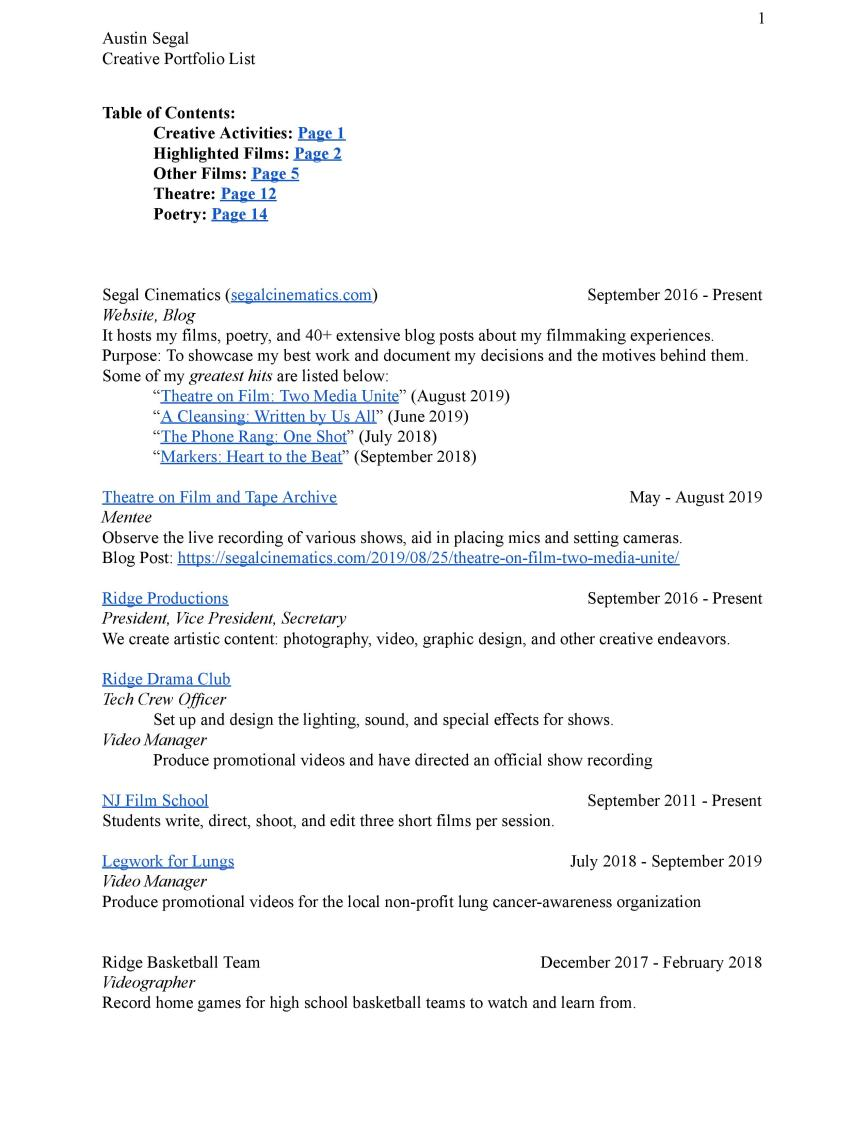 Creative Portfolio List - Austin Segal-page-001